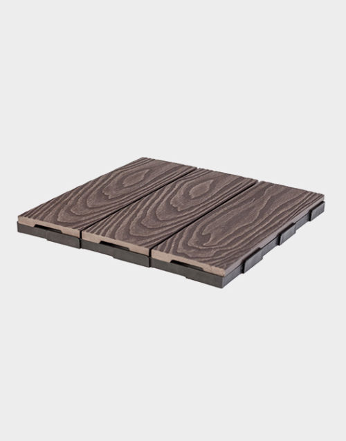 carreaux de composite Ezclip-deck-tile-natural-chocololate-terrasse-patio-outdoor-design-flooring-USA-Canada-backing-composite-plastic-Photo-decoration1