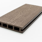 Dark Coffee Planche Composite Ezdeck Design